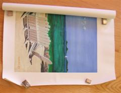Are On The Back Of And You Could Hang Painting Without An Outer Frame